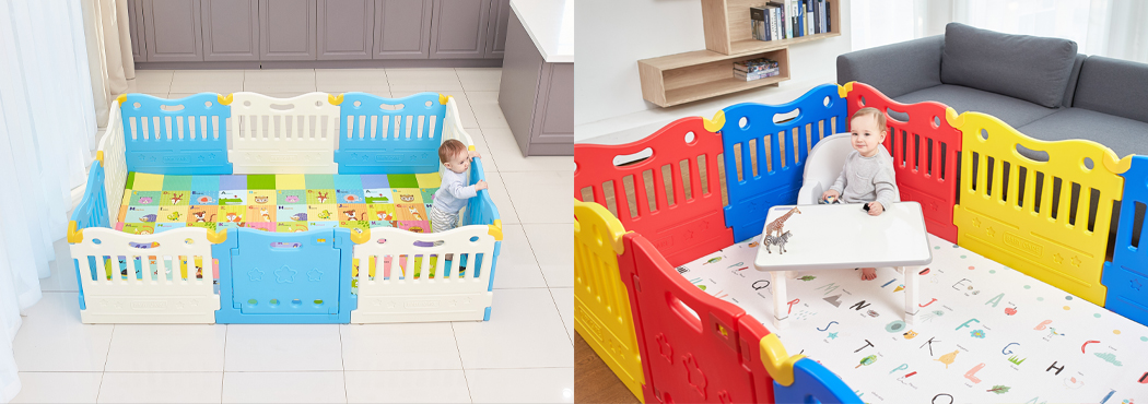 babycare play pen